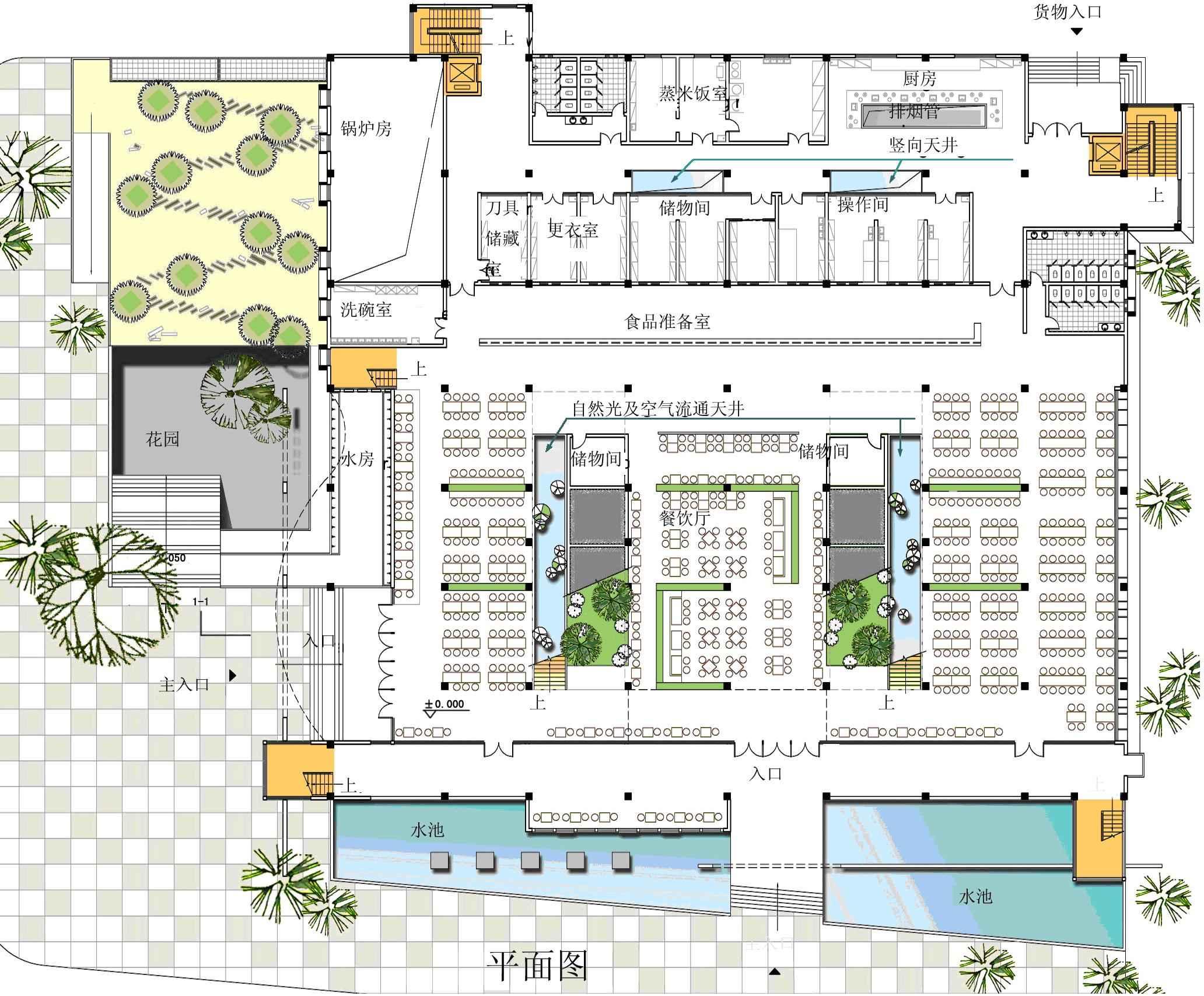 建筑空间结构的设计与优化