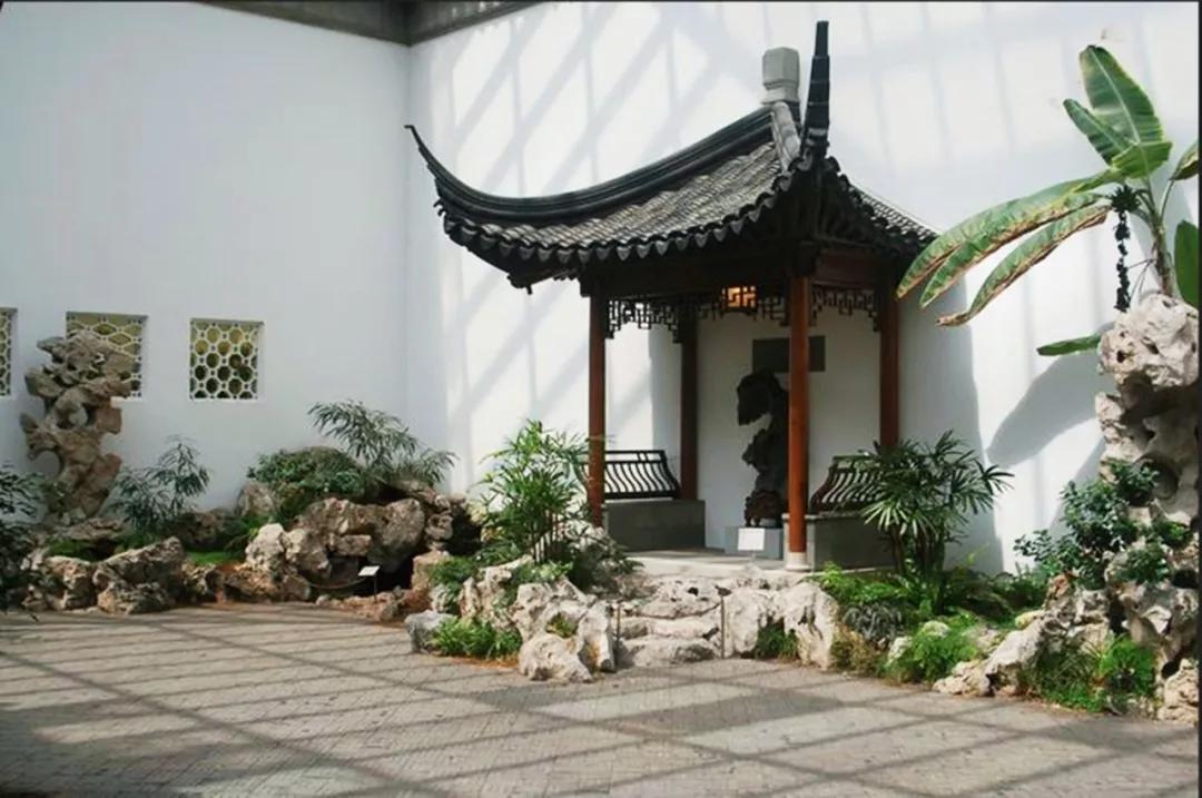 中国园林之父古园林大家陈从周先生与他的江南美景图片